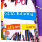 GCIA Tutoring Application
